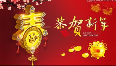 2017公司春节放假通知范文